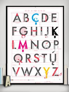 The Alphabet Of Typography