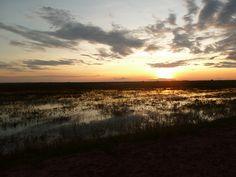 El llano inundado (Foto de  jlcrucif)
