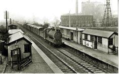 burn naze station where runs through i. Run Through, Trains, Train