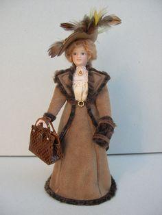 casa de muñecas, miniaturas escala 1/12, muñeca de porcelana de Cantimpalominiaturas en Etsy