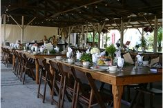 Family Style Dinning: Farm to Table Wedding