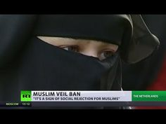 The Netherlands just issued a public ban that is absolutely infuriating the muslims in their country | JEWSNEWS ~ Right on Netherlands! Wearers of the burka are supporters of the Islamic extremism that TERRORIZES THE WORLD. ALL EUROPEAN NATIONS SHOULD FOLLOW SUIT IMMEDIATELY! This s a culture that we should NOT accept. It is a culture that denies individual worth and scoffs at freedom and liberty. FACES SHOULD NOT BE COVERED IN PUBLIC!!
