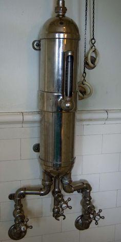 vintage water heater