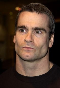 Henry Rollins....still wishing and waiting for the day he runs for Prez! :)