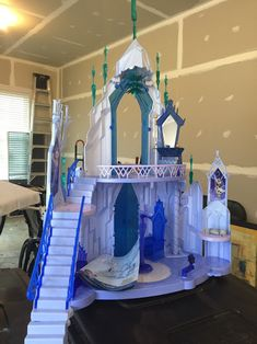 How sweet is this castle! Make your kid's dream comes true! AnyAssembly would be happy to help you with it!