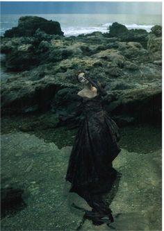 The Dancing Sea, shot by Yelena Yemchuk fror Vogue Nippon back in 2007.