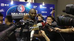 La NBA crece en China, su segundo mercado en importancia tras EEUU...bien lo sabe Kobe Bryant, que no ha dejado de visitar el país los últimos 8 años  http://lajugadafinanciera.com/la-nba-crece-en-china-de-la-mano-de-kobe-bryant/