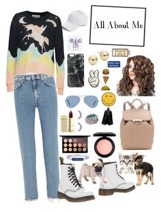 """All About Me"" by jlorenz on Polyvore featuring art and allaboutme"