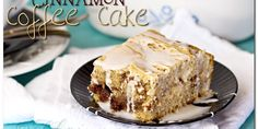 Cinnamon Coffee Cake - {i love} my disorganized life