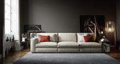 Corner of the sofa on Behance
