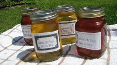 Dandelion Jelly - COOKING - Knitting, sewing, crochet, tutorials, children crafts, papercraft, jewlery, needlework, swaps, cooking and so much more on Craftster.org