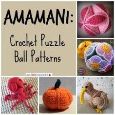puzzle balls blog 300x300 Amamani: Crochet Puzzle Ball Patterns