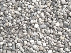 Pea gravel, often used for driveways, paths, (or garden surfaces in general Pea Gravel Patio, Gravel Driveway, Gravel Path, Driveway Landscaping, Landscaping With Rocks, Backyard Patio, Circular Driveway, Landscaping Ideas, Backyard Ideas