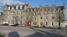 Grant Arms Hotel in Grantown-on-Spey
