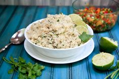 Make your own cilantro lime brown at rice at home using this easy-to-follow healthy recipes.