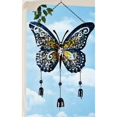 photo of butterfly wind chime - Yahoo! Search Results  www.amazon.com