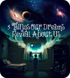 Neuroscience is beginning to tell us more and more about how our dreams are connected to our waking hours, and the impact they have on us. From male vs. female brains to lucid dreaming, here are 5 facts our dreams can reveal about us. Lucid Dreaming, Dreaming Of You, Dream Symbols, Stages Of Sleep, Dream Meanings, Dream Journal, Dream Interpretation, Dreams And Nightmares, Astral Projection