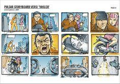 Greghigh  Storyboard    Storyboard Animation