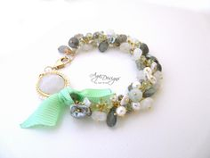 Papillon bracelet- would be cute with other bangles etc.