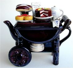 Collectible Teapots | Every Day Objects as Teapots