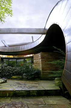 40 Curved Roof Ideas Architecture House Design Roof
