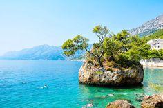 Croatie: conseils pour un road trip en Croatie: comment s'y rendre, location de voiture,logement, nourriture, idées de visites, où se baigner, que voir