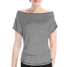 boat neck top - Google Search Different Necklines, Boat Neck Tops, Bat Wings, Google Search, Board, Clothing, Women, Fashion, Outfits