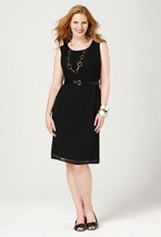 Great black sheath at Avenue for $26.99!