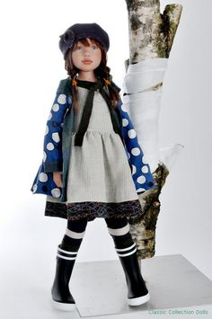 Zwergnase 2015 Dolls Collection from Classic Collection Dolls