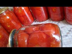 Stuffed Peppers, Vegetables, Food, Youtube, Stuffed Pepper, Essen, Vegetable Recipes, Meals, Eten