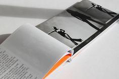 Ballets Jazz de Montréal / Book by Paprika, via Behance Jazz, Ballet, Layout, 40th Anniversary, Editorial Design, Book Design, Art Direction, Typography, Behance