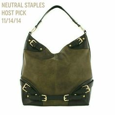 """☆HP☆ Melie Bianco Jordan Tote Taupe NWT Melie Bianco Jordan Tote in Taupe This spacious tote handbag includes lovely belted trim, a roomy interior, and a shoulder strap that sits well on the shoulder.      Vegan leather     Belted trim     Zip top closure     Three interior pockets     Dimensions: 14"""" L x 6"""" W x 13"""" H (40/49) Melie Bianco Bags Totes"""