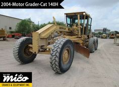 Low-Hours Cat 140G 5MD02751 Motor Grader for Sale. Visit Mico Equipment for Used & New Cat Heavy Motor Grader at Competitive Prices, Backed By Professional Support and Services.