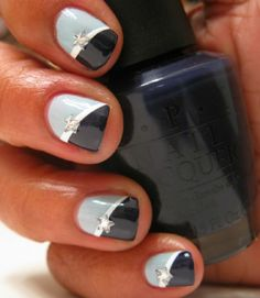 Two Toned Nail Designs You Have To Try