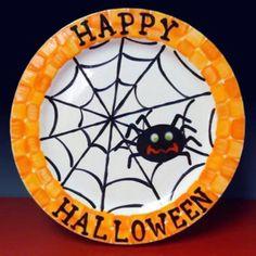 Halloween plate!