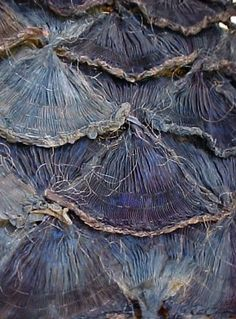 OHNE TITEL 1996 – bronze net and acrylic glass by Ursula Gerber Senger.