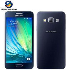 "Samsung Galaxy A3 Mobile Phone Dual Sim Quad Core 4.5"" 8MP 16GB ROM WIFI GPS cell phone"