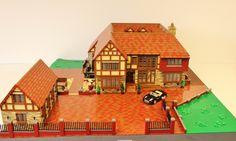 Mock Tudor House