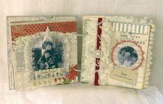 Melissa Frances Holiday Mini Album - Scrapbook.com