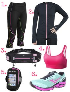 Other pinner said: My Favorite Running Gear - Tried & Tested Over 15 Half Marathons!