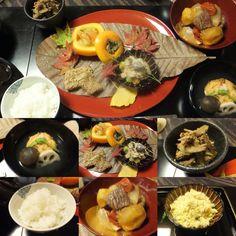 Washoku lesson Oct.2015