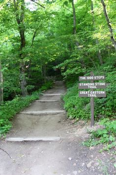 The Standing Stone Trail In Pennsylvania Is Award-Winning