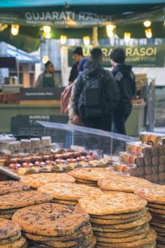 A Trip To Borough Market, always worth a weekend visit! A great experience for all the family, read more on my blog.