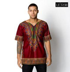 #Dashiki #Tunika #Men  #Handmade #africanstyle #africa #fabric