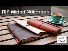 How to Make Beautiful Midori-Style Traveler's Notebooks   Make:
