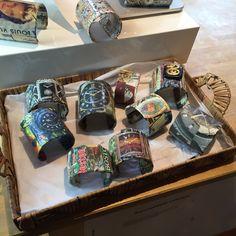 Lunarik fashions on Newbury street carries jenn sherr designs cuffs
