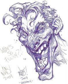 The Joker by Joe Madureira