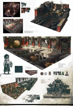 Scene design by yangqi917 on DeviantArt