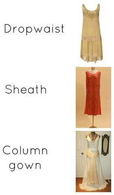 Gatsby Dress Tutorial -part 1