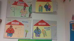 Casa Pj, Pajama Day, Sleepover, Grandparents Day, Family Day, Knowledge